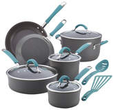 Rachael Ray Cucina Hard Anodized Non-Stick 12 Piece Cookware Set