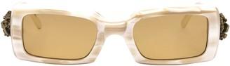 RetroSuperFuture X Ghali Sacro Terra Ghali Sunglasses