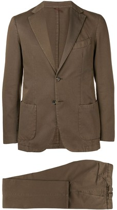 Dell'oglio Regular Two-Piece Suit