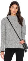 White + Warren Boucle Sweater