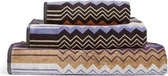 Missoni Home Giacomo Bath Towel (70Cm X 115Cm)