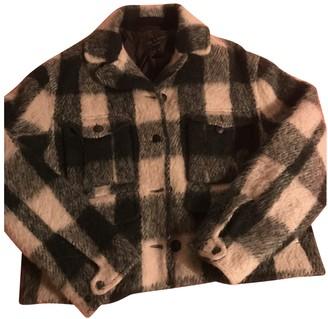Rag & Bone Green Wool Coats