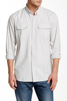 Wesc Ive Long Sleeve Relaxed Fit Shirt