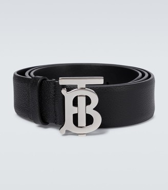 Burberry Monogram motif plaque belt