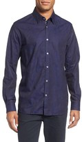 Ted Baker Themack Jacquard Sport Shirt