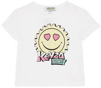 Kenzo Sunshine Logo T-Shirt