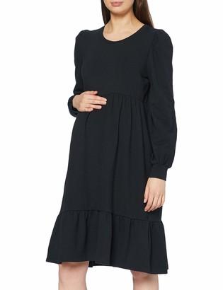 Mama Licious Mamalicious Women's MLCARLY L/S Jersey ABK Dress A. FD