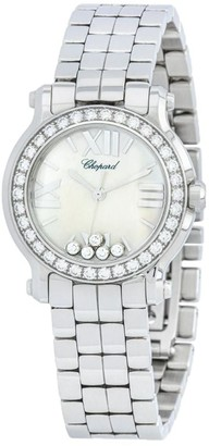 Chopard Pre Owned 2010 pre-owned Happy Sport 30mm