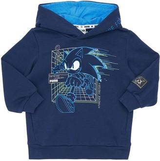 Puma Select Saga Cotton Sweatshirt Hoodie