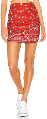 superdown Darby Mini Skirt