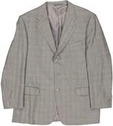 Loewe Grey Wool Jackets