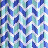 MIZONE Mi Zone Julie Microfiber Shower Curtain