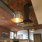 Mr J Designs Industrial Size Drain It Colander Light