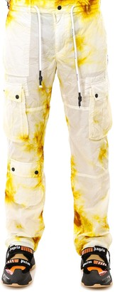 Palm Angels Tie-Dye Cargo Pants