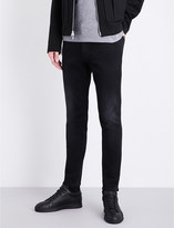 Calvin Klein Skinny tapered mid-rise jeans