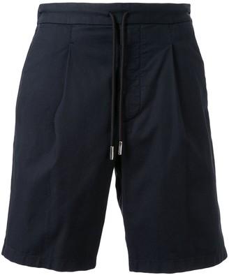 Giorgio Armani Relaxed-Fit Drawstring Shorts