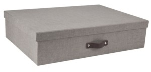 Bigso Box of Sweden Jakob Storage Box with 12 Dividers