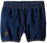 Nununu Denim Yoga Shorts (Infant/Toddler/Little Kids)