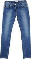 Gaialuna Denim pants - Item 42594589