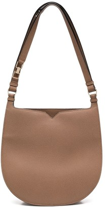 Valextra Hobo Weekend Medium Bag
