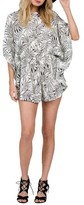 Volcom Women's Fox Tail Palm Romper