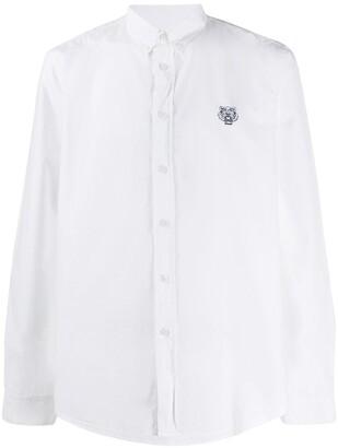 Kenzo Signature Button-Down Shirt