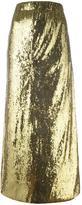 Misbhv sequin maxi skirt