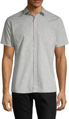 Civil Society Printed Short-Sleeve Shirt