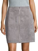 Vero Moda Aline Suede Skirt