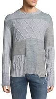 Diesel Flyy Cable Knit Sweater