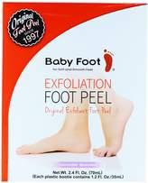 Baby Foot Exfoliation Foot Peel