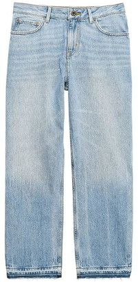 Jack Wills Cornwall Tapered Girlfriend Jeans