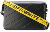 Off-White diagonals bag - women - Calf Leather/Polyester - One Size