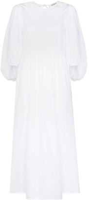 Cecilie Bahnsen Mette puff-sleeve dress