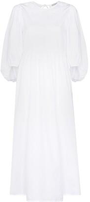 Cecilie Bahnsen Mette puff-sleeve dress