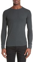Rag & Bone Standard Issue Long Sleeve Thermal T-Shirt