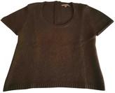 Sandro Green Cashmere Knitwear