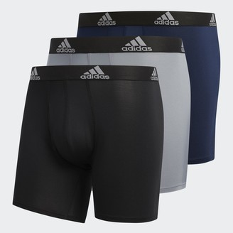 adidas Climalite Boxer Briefs 3 Pairs