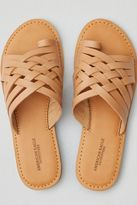 American Eagle Outfitters AE Woven Toe Ring Sandal