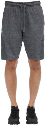 Under Armour Project Rock Terry Sweat Shorts