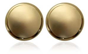 T Tahari Women's Essential Button Post Earring