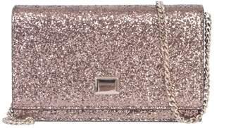 Jimmy Choo Lizzie Glitter Clutch Bag
