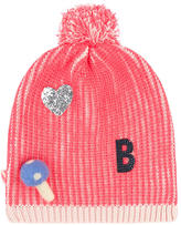Billieblush Hat with fancy patches