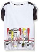 3 Pommes 3Pommes Baby-Boys Cargo Club T-Shirt