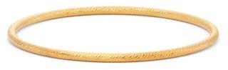 Gioelli Designs Gioelli Sterling Silver Textured Bangle Bracelet