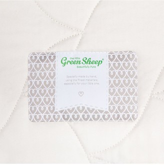 The Little Green Sheep Natural 90 x 200 Junior Mattress
