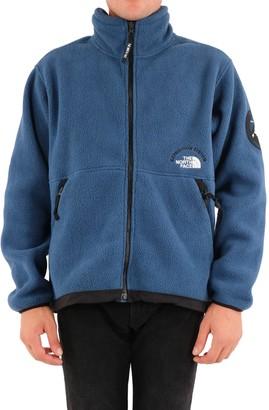 The North Face Fleece Sweatshirt Blue