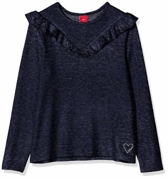 S'Oliver Girls' 53.909.31.8953 Longsleeve T-Shirt