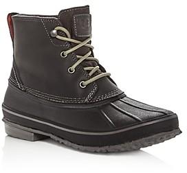 UGG Men's Zetik Waterproof Leather Duck Boots