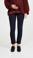 Citizens of Humanity Harlow Ankle Mid Rise Slim Maternity Jeans